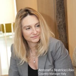 Antonella Libio AMOMED Italy