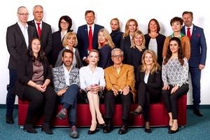 Außendienstmitarbeiter Sales Team Österreich Deutschland Amomed Pharma