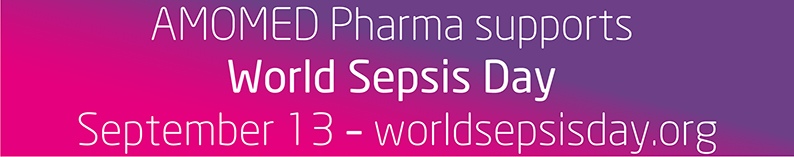 amomed sepsis day banner