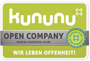 Kununu Open Company Auszeichnung