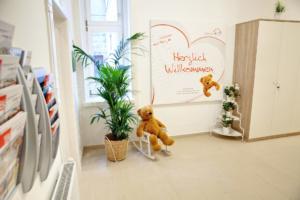 Teddyhaus Wien Herzkinder Österreich