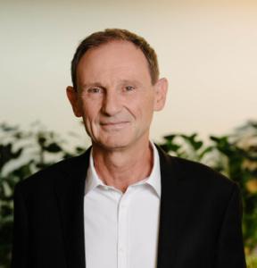 Andreas Steiner, AOP Orphan CEO